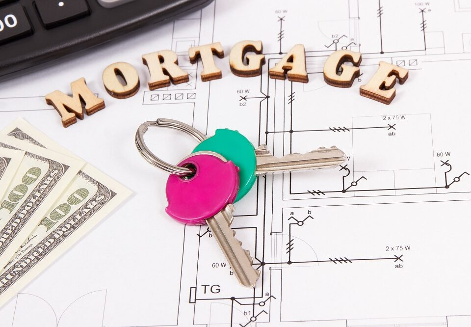 Mortgage in Surry BC.
